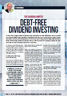 Dividend Hunter Master Investor Magazine July