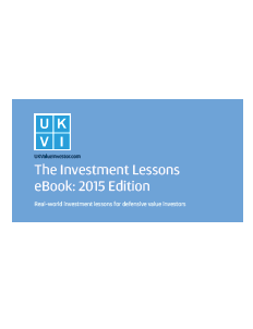 The Investment Lessons eBook: 2015 Edition