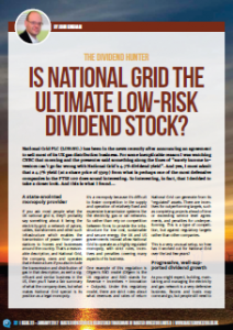 National Grid - Master Investor 2017 01 Cover