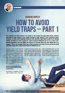 Yield Traps - cover