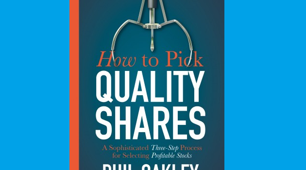 How to Pick Quality Shares: A book review