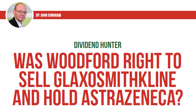 Was Woodford right to sell Glaxo?