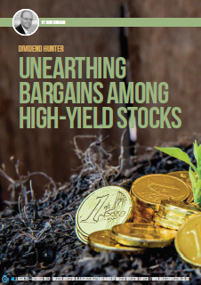High yield bargains - cover