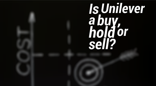 Is Unilever a buy, hold or sell?