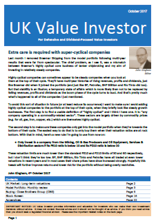 Value Investing Newsletter