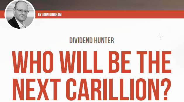 Who will be the next Carillion?