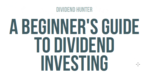 A 5-step guide to dividend investing for beginners