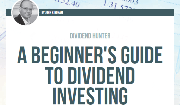 A beginners guide to dividend investing - feature