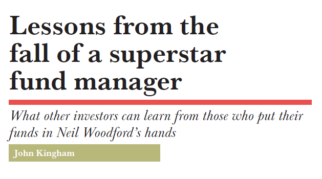 Woodford Fund Manager Lessons - feature